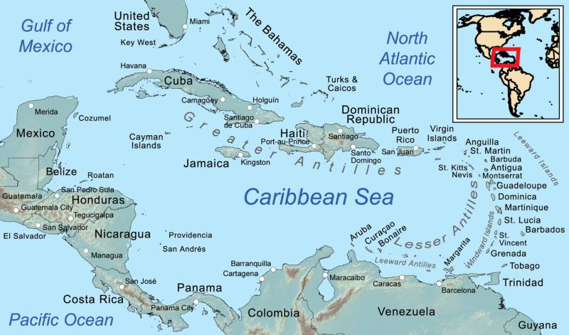 Significant Differences in Caribbean RTI Rating Scores